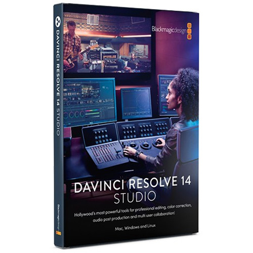 Blackmagic Design Davinci Resolve 15 Studio Dongle