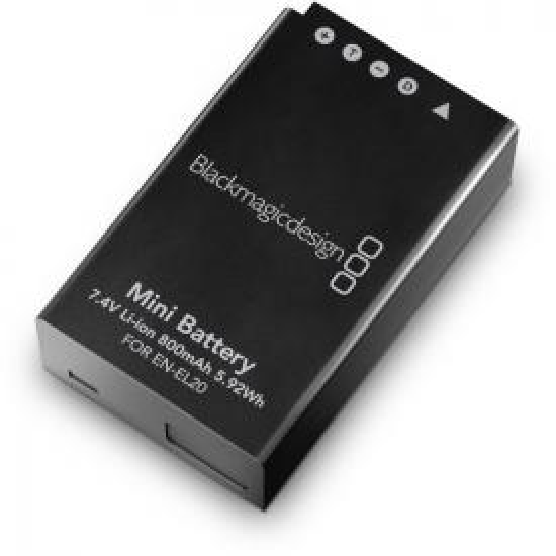 Blackmagic Pocket Cinema Camera - Battery