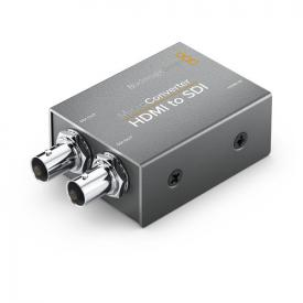 Blackmagic Micro Converter - HDMI to SDI 3G with Power Supply
