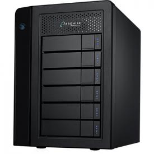 EOL Promise 24TB Pegasus3 R6 Thunderbolt 3 RAID Array (6 x 4TB)