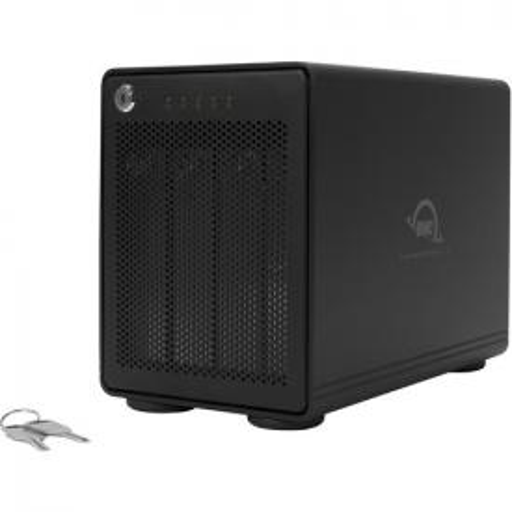 12TB OWC ThunderBay RAID 5 4-Drive HDD Dual Thunderbolt 3 Ports