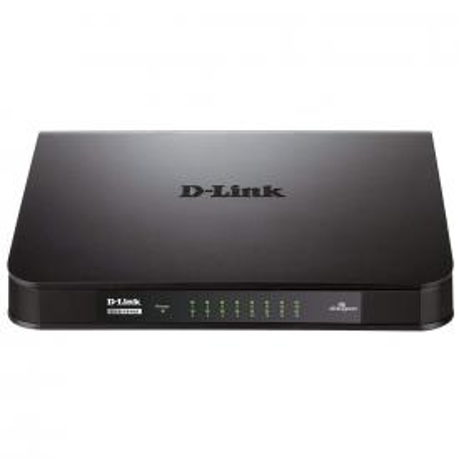 D-Link 16-Port Gigabit Switch