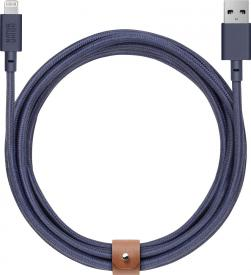 Native Union - 9.8' Lightning USB Charging Cable - Marine