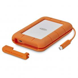 LaCie 2TB Rugged Mobile Hard Drive (Thunderbolt and USB 3.0 Type-C)