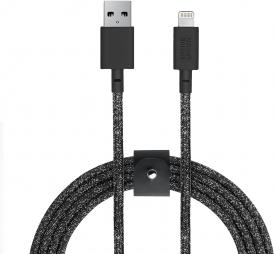 Native Union - 10' Lightning USB Charging Cable - Cosmos
