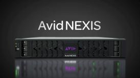 Avid Spare 2TB HDD for NEXIS | PRO