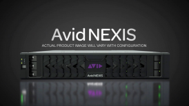 Avid NEXIS | E2/E4 100TB Media Pack, ExpertPlus with Hardware Support