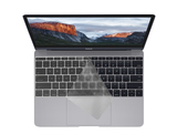 KB Clear Keyboard Cover 13 15 (MacBook Pro w/ Touch Bar)