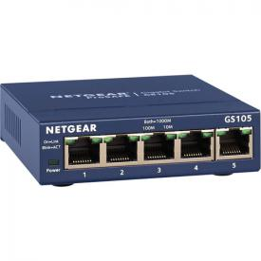 Netgear ProSafe Ethernet Switch 5 Port