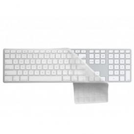 Zoom KB Covers Clear Keyboard Cover for Apple Magic Keyboard with Numpad
