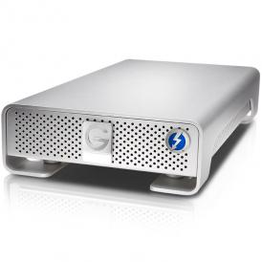 G-Technology 10TB G-DRIVE with Thunderbolt USB 3