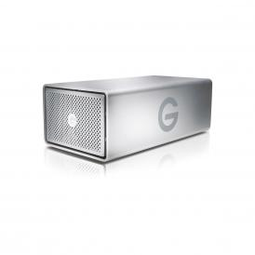 G-Technology 8TB G-RAID G1 USB 3.0 2-Bay Removable 7200RPM