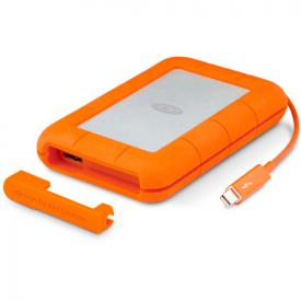 LaCie 1TB Rugged Mobile Hard Drive (Thunderbolt and Micro-USB 3.0)