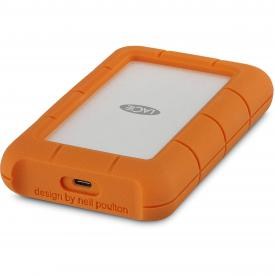 LaCie 4TB Rugged Mobile Hard Drive (Thunderbolt and USB 3.0 Type-C)